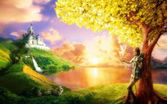 fantasy, online, магия, world, wonderful, сказочные,