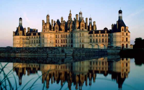château, chambord, франция