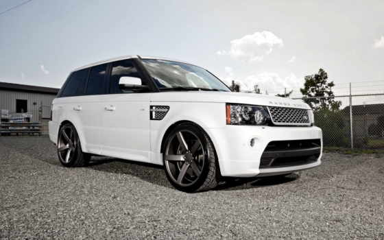 машины, automobile, black, land, машина, красивая, vossen, обоя, car, rover,