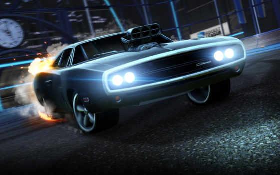 rocket, league, dodge, машины, game, форсаж, fast, cars, две, форсажа, furious,