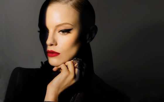 помаде, nyx, макияж, губная, campaign, цыганки, сделать, косметика, моделей,