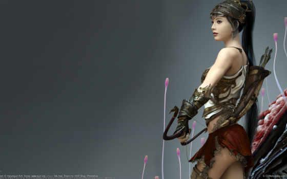 fantasy, стрелы, оружие