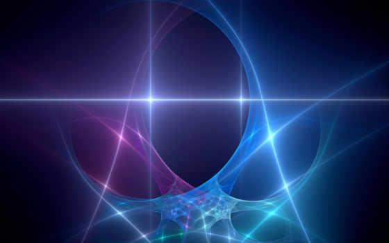 fractal, абстракция, свет