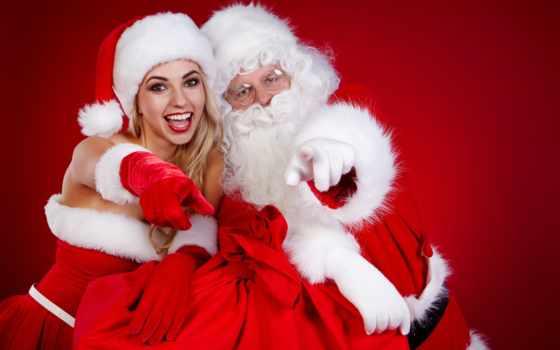 иней, new, год, дед, праздник, снегурочки, christmas, мешок,