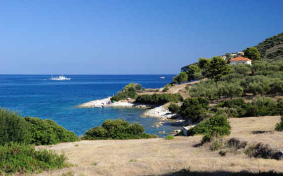 greek, закинф, остров, пляж, скалистый, страница, imgator,