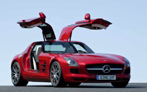 doors, mercedes, gullwing, sls, benz, amg, car, that, scissor, suicide,