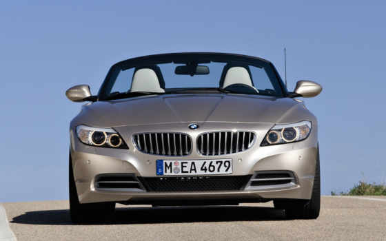 bmw, front