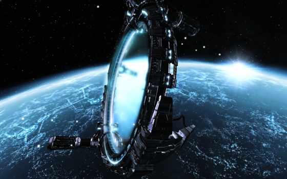 космос, врата