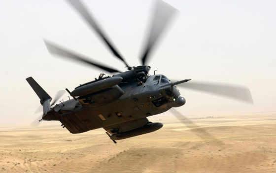авиация, вертолеты, вертолет, полет, ми, нравится, пустыня,
