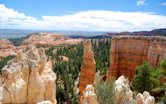 каньон, park, national
