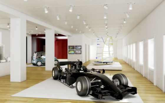 комната, декор, стиль, авто, болиде, art, интерьер,