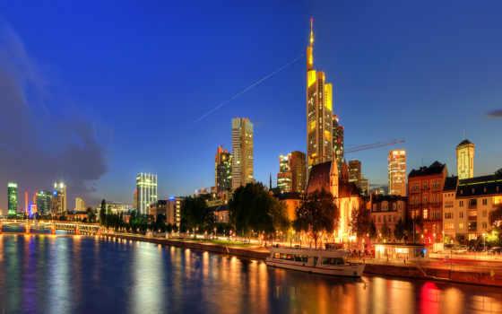 am, германия, frankfurt