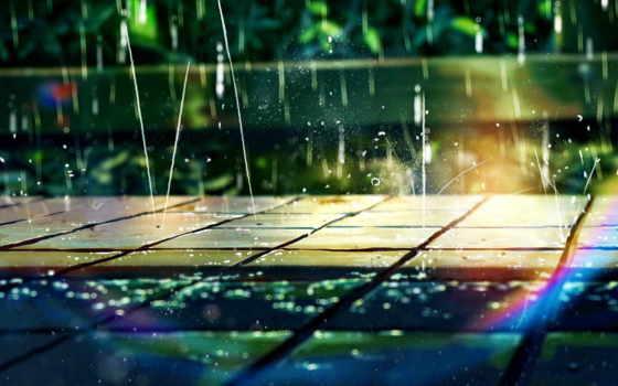 anime, макото, синкай, природа,