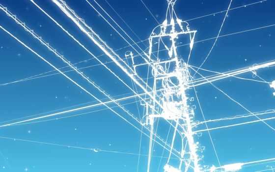 electro, линии, передач