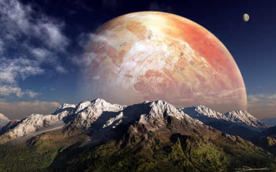 darink, пейзажи, космические, usa, подборка, космос, космической,