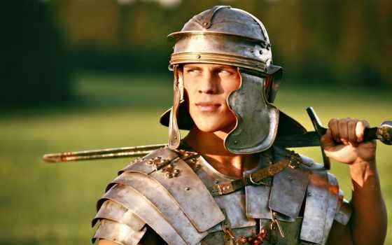 roman, солдат, stock