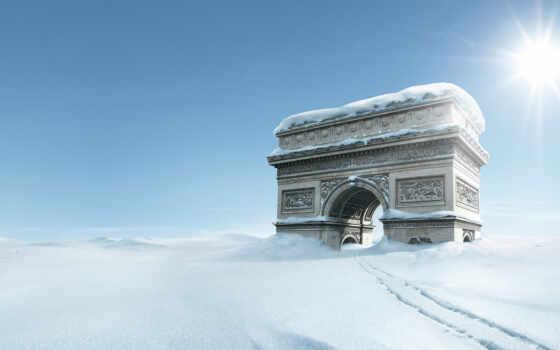 paris, triomphe