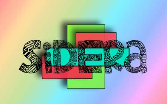 надписи, download, логотипы, знаки, sidera, картинку,