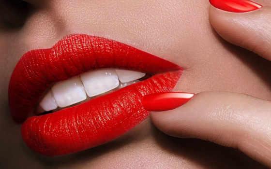 губы, ногти, коллекция,