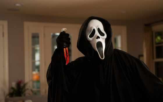 cry, нож, scream, ужас, сниматься, убийца, movie, scary,