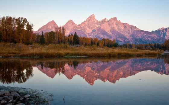 national, park, grand, teton, wyoming, изображение, por, resolution, джексон, hole,