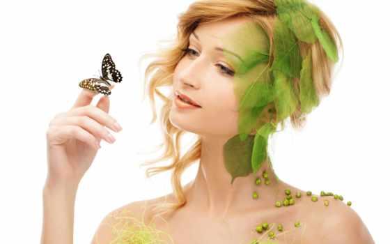 красавица, гель, nail, conceptual, весна, vrouw, женщина, портфель, concept, blue,