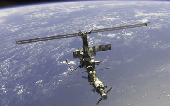 станция, космическая Фон № 24093 разрешение 2880x1800