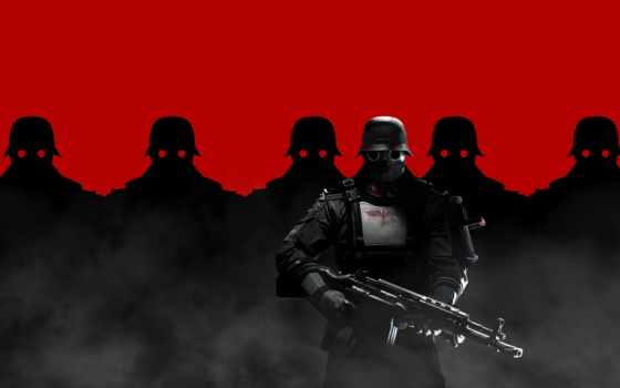 order, wolfenstein, wolfenstine, desktop, click, download, resolution, background, ,