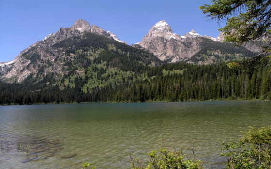 teton, park, national