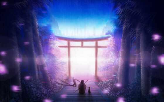 небо, solitude, fantasy, art, арта, mub, epic, музыка, воин, ночь, pro