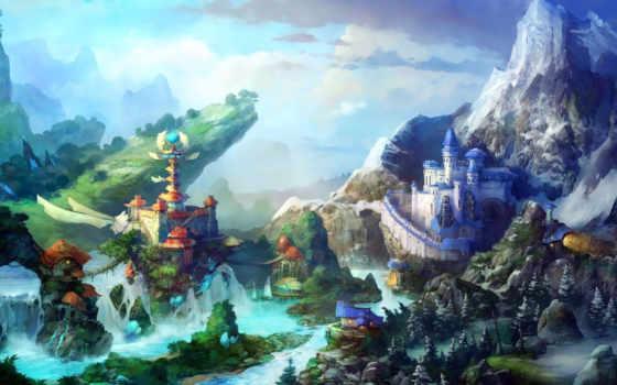 fantasy, art Фон № 19844 разрешение 1920x1080