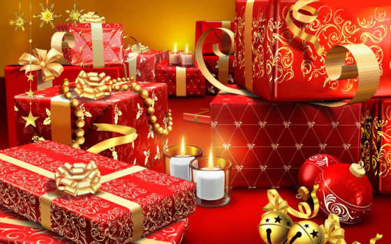 новогодние, сувениры