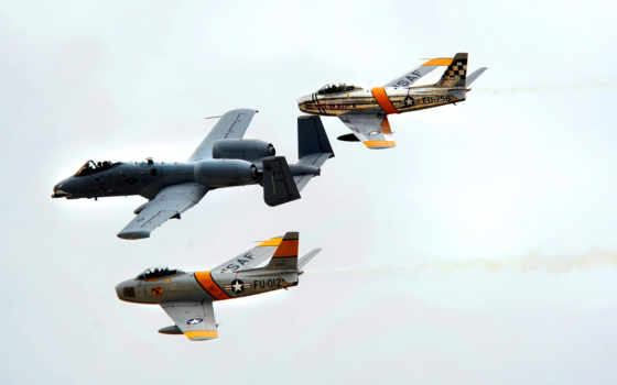 sabre, самолёт, thunderbolt, самолет,