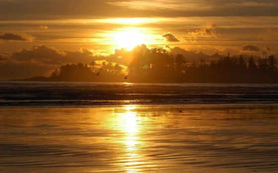 небо, закат, oblaka Фон № 101150 разрешение 1680x1050