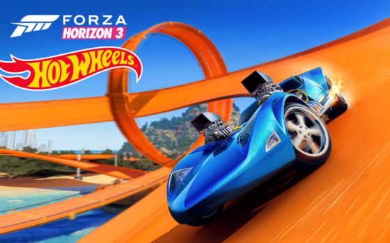 горизонт, forza, hot, wheels, расширение, дополнение, xbox,