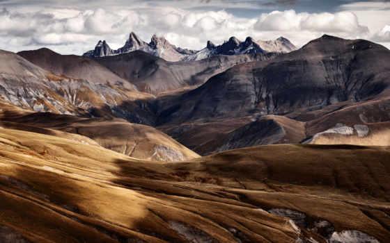 природа, красивые, горы, природы, гора, mountains, photos, blue,