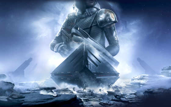 destiny, военный, mind, warmind, dlc, играем, id, guardian,