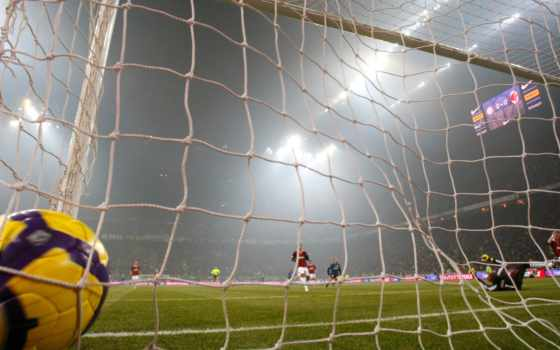 футбол, италия