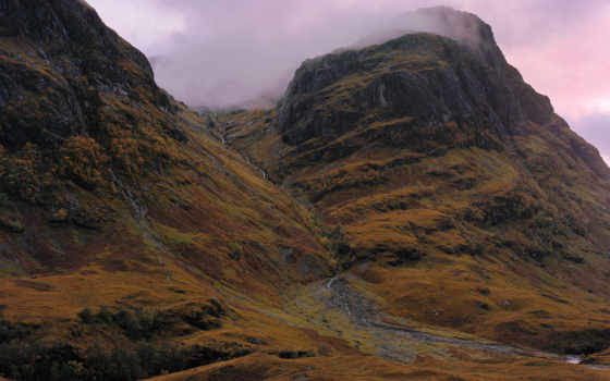 горы, priroda, камни
