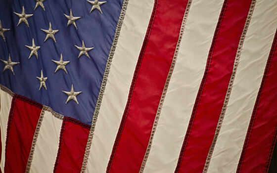 ,флаг, сша, полосы, звезды,