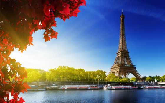 париж, города, парижа, фотографий, очень, людям, город, повезло,