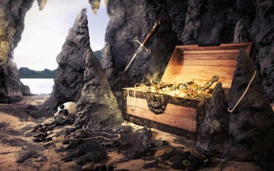 treasure, комод, stock, images, открыть, photos, фото, gold, free,