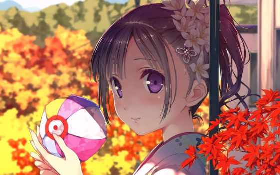 anime, trainor, watch, meghan, листва,