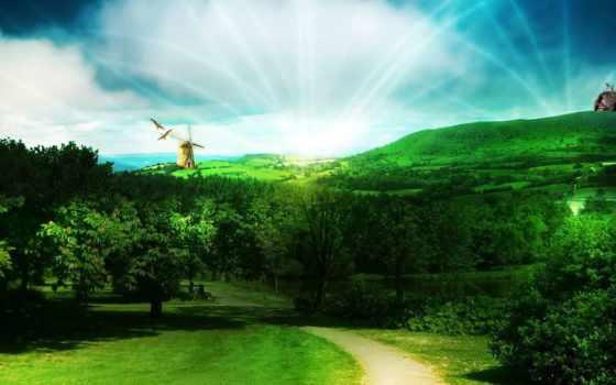 природа, landscape, best, красивые, фото, paintings, photos,