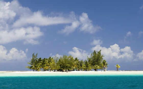 красивые, islands, острова