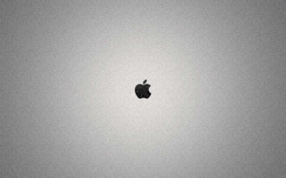apple на цифровом фоне