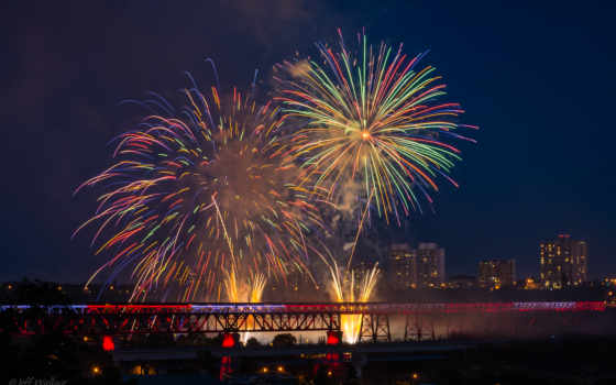 день, канада, fireworks, фейерверки, edmonton, презентация, haiku, новогодние,