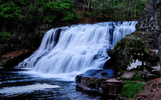 falls, wadsworth, state, park, middletown, джейсон, neely, waterfalls, водопад,