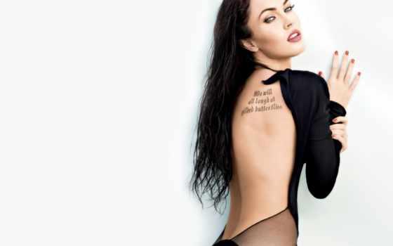 яndex, коллекциях, card, татуировкой, плече, oxana, филякова, резинки, меган, волосами, фокс,