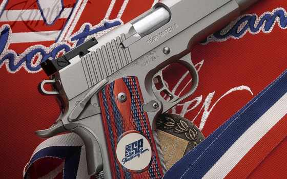 пистолет Kimber Team Match II